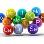 Tabela de Nutrologia I – Dosagens de Minerais